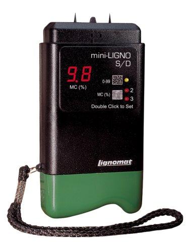 Lignomat Moisture Meter Mini-Ligno S/D Lignomat Moisture Meter
