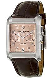 Baume and Mercier Hampton Men's Automatic Watch MOA10031