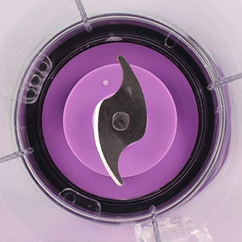 Licuadora eléctrica de 380 ml USB Exprimidor de mano Batidora ...