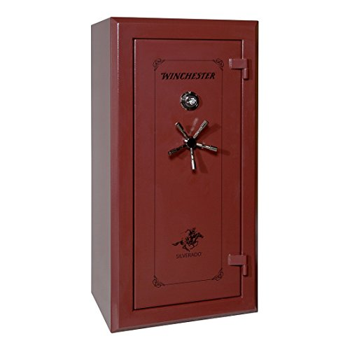 Winchester Safes S-6030-14-M Silverado 26 Gun Safe with Mechanical Lock