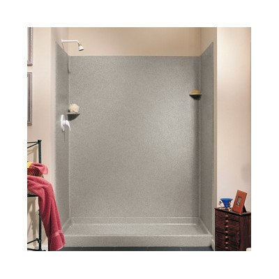 Swanstone SK324872.169 Shower Wall Kit, Caraway Seed, 48\