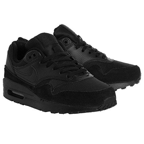 Nike Air Max 1-GS, Scarpe da Ginnastica Unisex-bambini Black