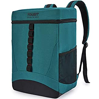 TOURIT Backpack Cooler Leakproof 36 Cans Large Capacity Insulated Cooler Backpack Lightweight Soft Cooler Bag for Men… 8