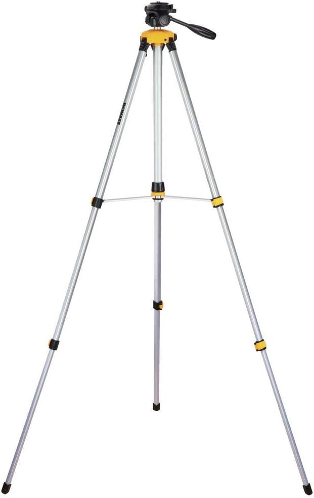 DEWALT Laser Tripod with Tilting Head DW0881T