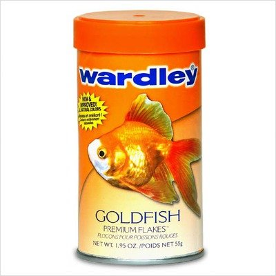 Picture of Hartz 01526 1.95 Oz Wardley Gold Fish Flakes