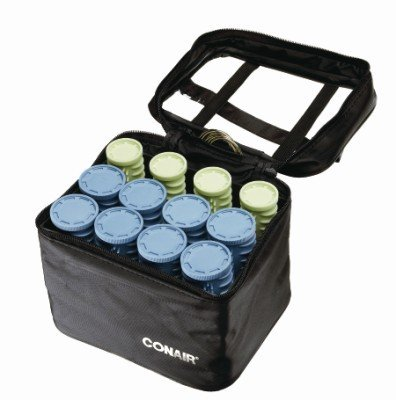 Conair Rollers Instant Heat Ion Shine Hairsetter 12's Rollers (Case of 6) by Conair