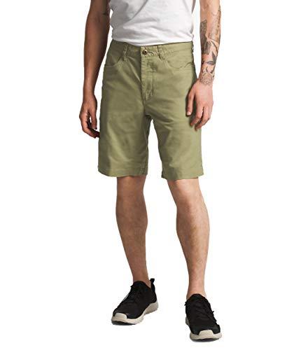 - The North Face Men's Motion Short, Burnt Olive Green, Size 35 Reg