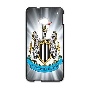 ORIGINE Newcastle United Cell Phone Case for HTC One M7 by icecream design