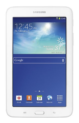 Samsung Galaxy 7 Inch Tablet White