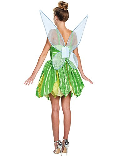 Disguise Costumes Tinker Bell Prestige Costume (Adult)