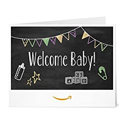 Welcome Baby Print at Home link image