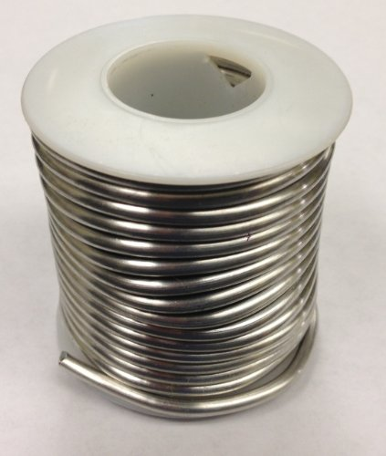 Zinc Sheet Solder - 1 pound spool