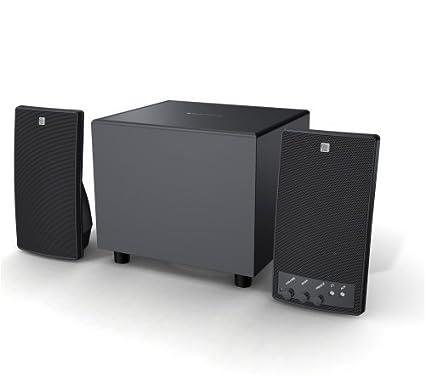 91f375e4273 Amazon.com: Altec Lansing VS2521 2.1 Powered Speaker System: Electronics