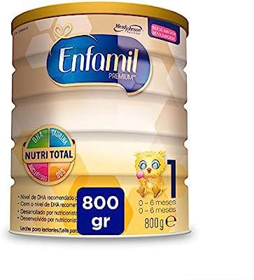 Enfamil Premium 1 - Leche infantil para lactantes bebés de 0 a 6 ...