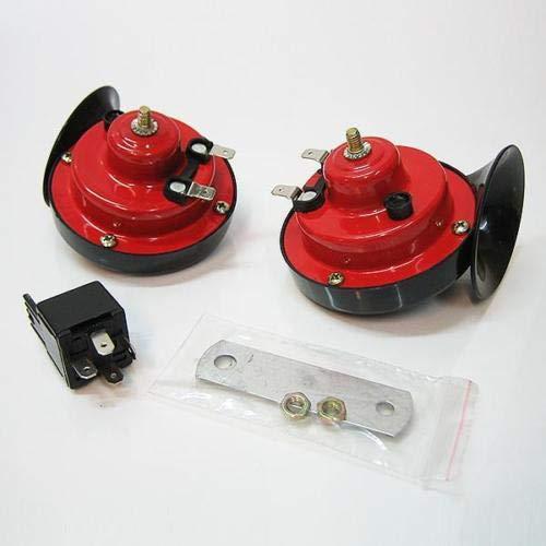 12 V Boloromo 236419259 Cuerno de aire doble el/éctrico para coche