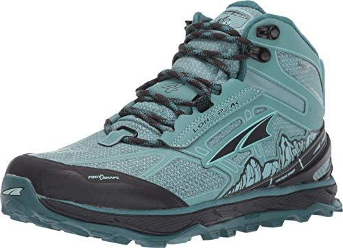 Mid RSM Trail Running Shoe, Mineral