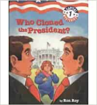Who Cloned the President? (Capital Mysteries): Amazon.es: Roy ...