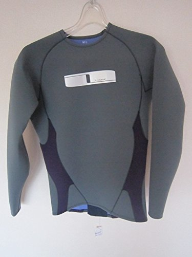 LOOSE ウェットスーツ ロングスリーブタッパー メンズMLサイズ ZIP B00KCD9S2Q