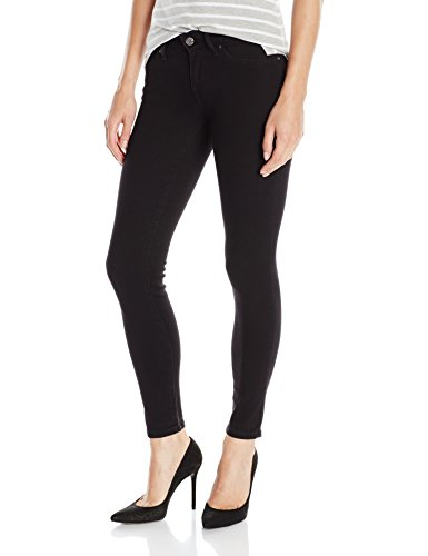 Levi's Women's 711 Skinny Jeans,Soft Black,30Wx32L by Levi's