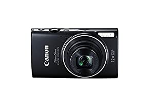 Canon PowerShot ELPH 350 HS 20.2 MP digital camera with 12x Optical Zoom (25-300mm), Built in NFC and WiFi, 1080P full HD video and 3.0 inch LCD (Certified Refurbished)