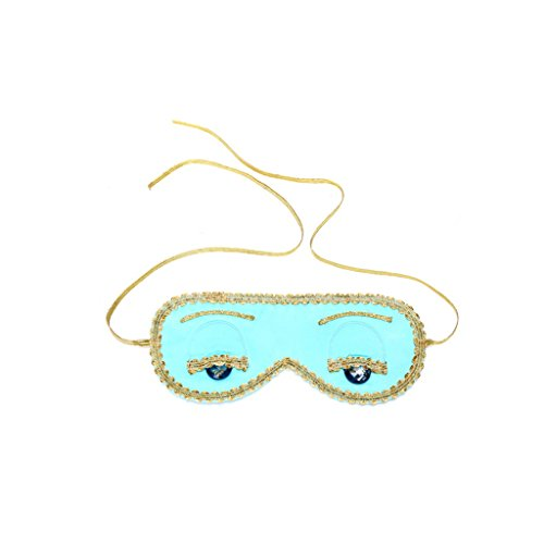 Tiffany Turquoise Sleep Mask Breakfast at Tiffany's Hepburn Handmade (w/o gift box)