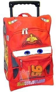 Disney Pixar Cars Toddler 12 Rolling Lightning McQueen backpack Ruz SG/_B01NBWMNE7/_US