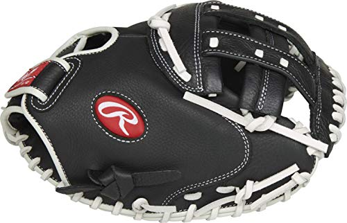 Rawlings Shut Out Series Fastpitch Softball Catcher's Glove, Modified Pro H Web, 32.5 inch, Right Hand Throw