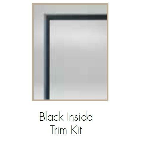 Inside Fit Trim Kit for AVFL42 - Black Texture