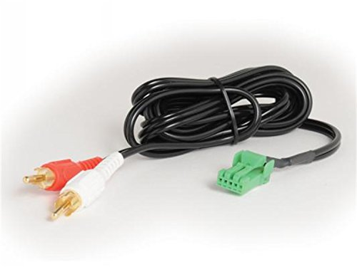 Scosche Radio Wiring Harness for 2007-Up Honda Aux Input Harness (Retains Factory 3.5Mm Input)