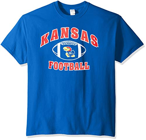 Elite Fan Shop NCAA Team Color Football T-Shirt – DiZiSports Store