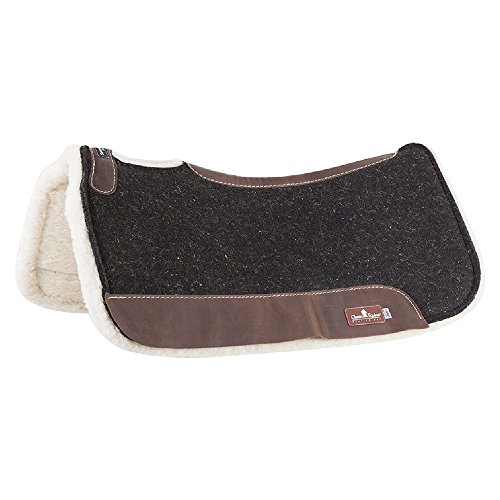 Classic Equine SensorFlex Felt Top Saddle Pad 31x3, used for sale  Delivered anywhere in USA