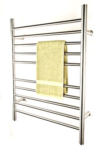 Amba RWP-SP Radiant Plug-In Straight Towel Warmer, Polished (Amba Heated Towel Rack compare prices)