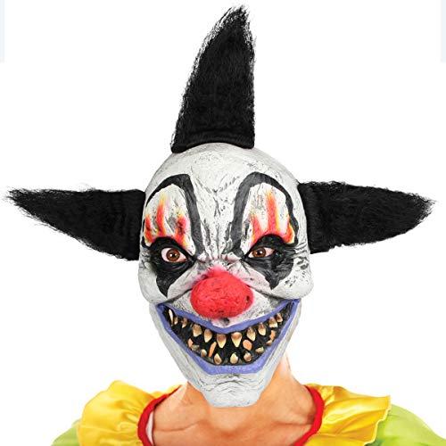 Halloween Horrific Demon Adult Scary Clown Cosplay Props