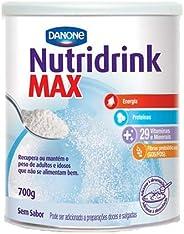 Nutridrink Max Pó Sem Sabor Danone Nutricia 700g
