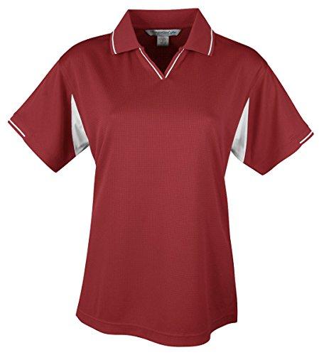 - Tri-Mountain Performance Women's Sporty Moisture Wicking Shirt. 114 Movement
