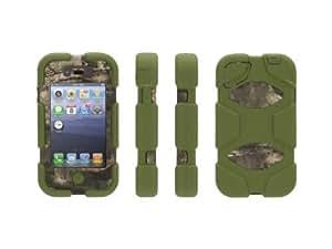 Griffin GB37968 Funda Verde funda para teléfono móvil - fundas para teléfonos móviles