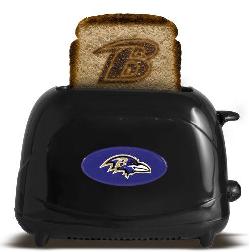 NFL Baltimore Ravens Pro Toaster Elite
