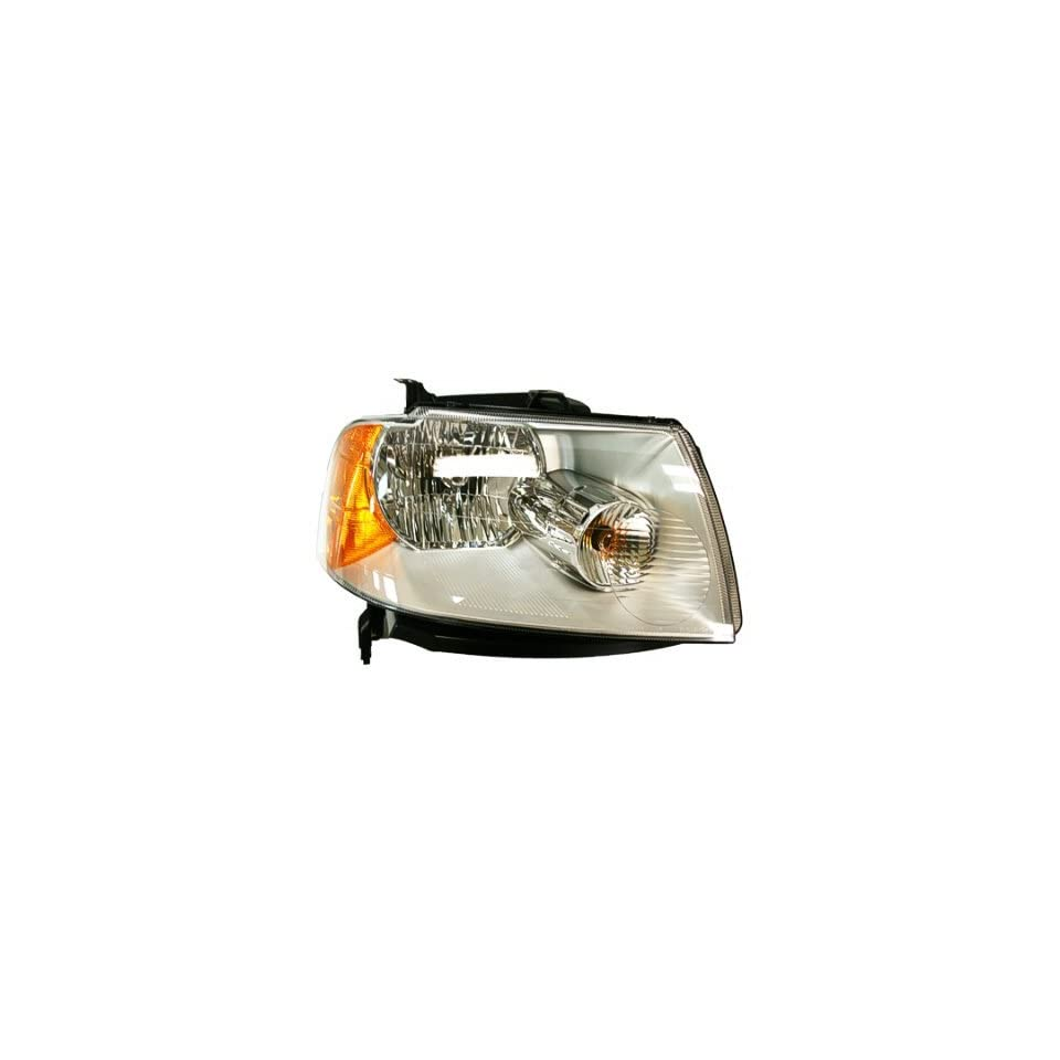 2005 07 FORD FREESTYLE HEADLIGHT ASSEMBLY, PASSENGER SIDE   DOT Certified