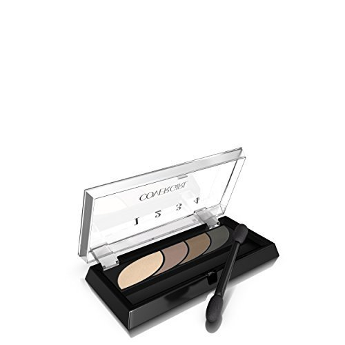 CoverGirl Eyeshadow Quads, Notice Me Nudes 700, 0.06 Ounce by CoverGirl