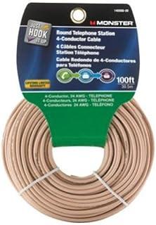 Amazon.com: Telephone Wire, 22 Gauge, 4 Wire, 1000 Ft.: Electronics