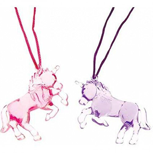 Unicorn Necklace 12 ct Necklaces