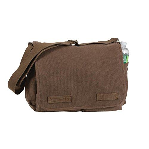 Rothco Hw Canvas Classic Messenger Bag ecb51b1edbea