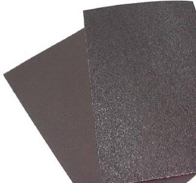 VIRGINIA ABRASIVES 202-34100 12x18 100G Sand Sheet Standard Plumbing Supply