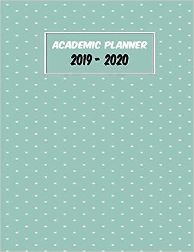 Uml Academic Calendar Fall 2020 Amazon.com: Academic Planner Weekly: 2019 to 2020 Student Calendar