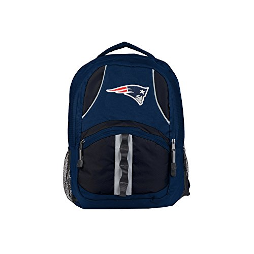 Officially Licensed NFL New England Patriots Captain Backpack