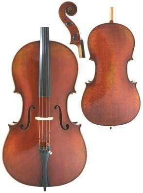 Eastman Master Violonchelo Stradivari Strad Pattern 4/4, tamaño completo: Amazon.es: Instrumentos musicales