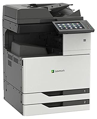 Lexmark CX921de Color Laser Multifunction Printer - Copier/Fax/Printer/Scanner - 35 ppm - 32C0200
