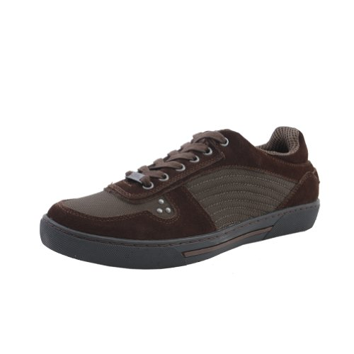 Versace-Collection-Brown-Suede-Fashion-Sneakers-Shoes
