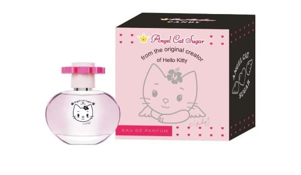 Amazoncom Angel Cat Sugar Candy Eau De Parfum 50 Ml From The