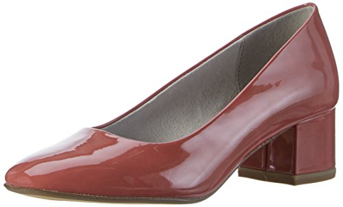 Zapatos 22302 Rosa Mujer Berry de 576 para Patent Jana Tacón 51wxB7S7q